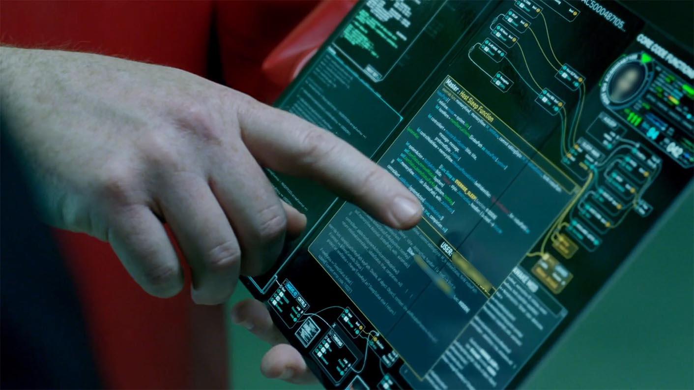 Tablette Westworld