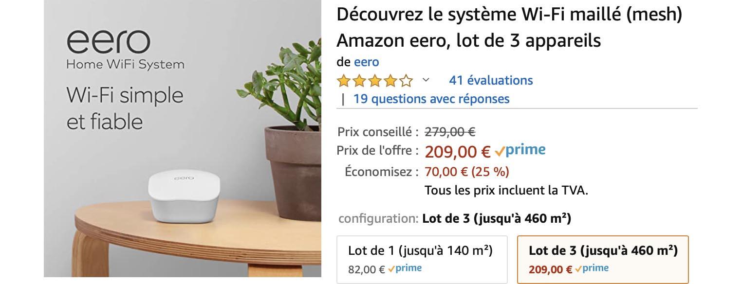 eero Amazon