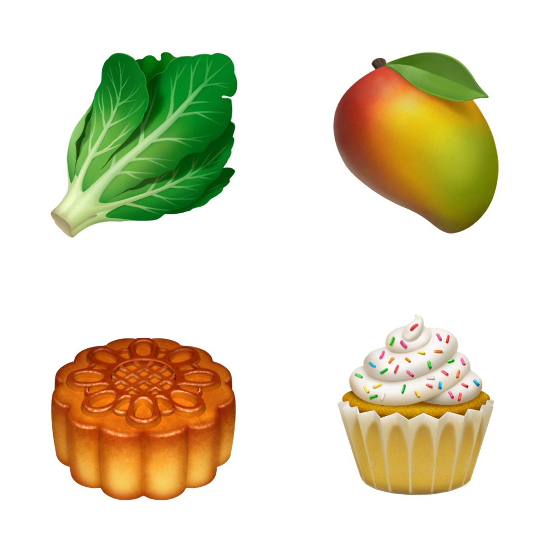 Emojis Apple 2018