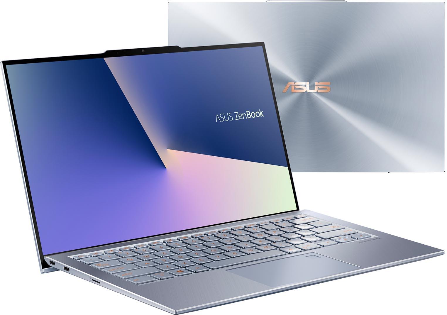 Asus ZenBook S13 encoche