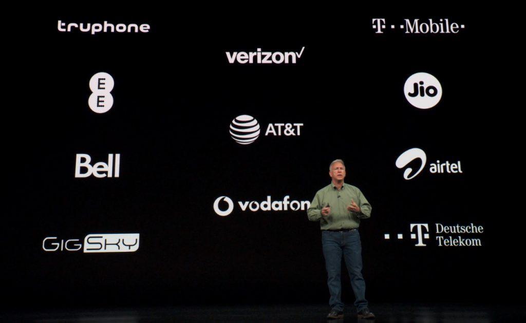 Phil Schiller iPhone eSIM