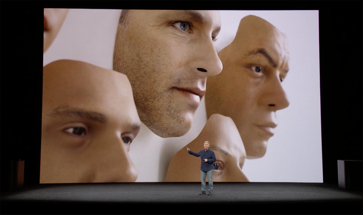 Face ID masque
