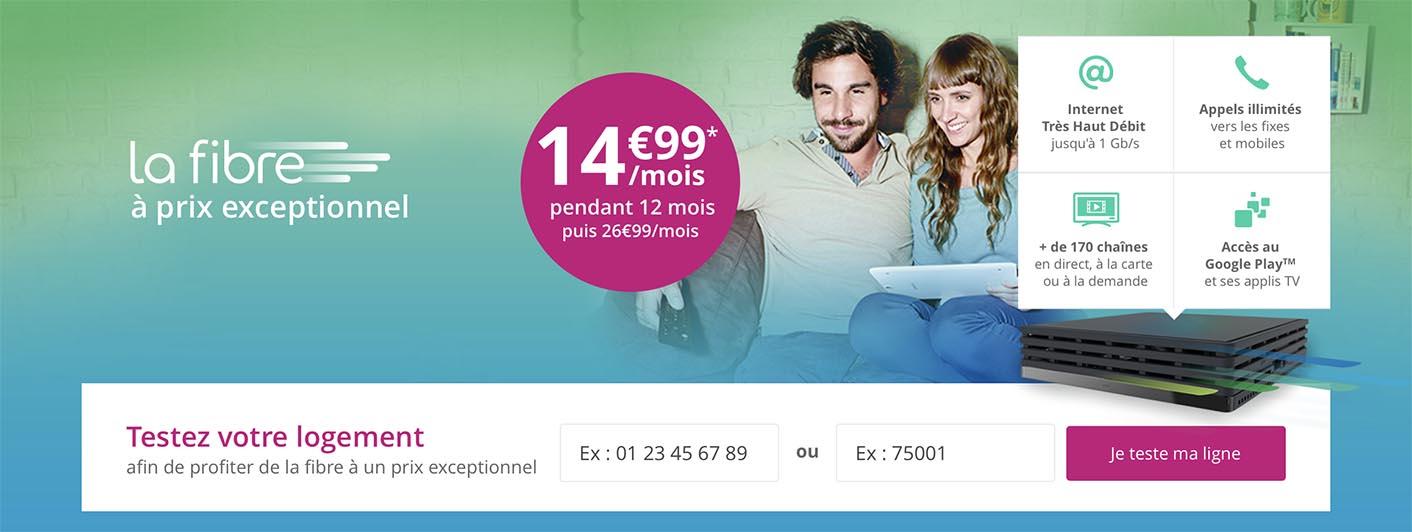 Fibre Bouygues Telecom