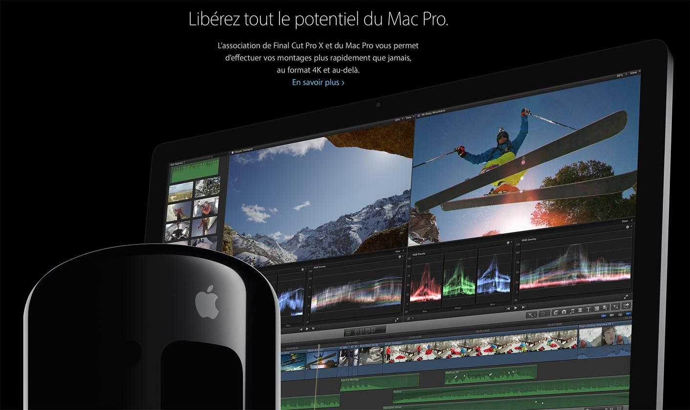 Final Cut Pro Mac Pro