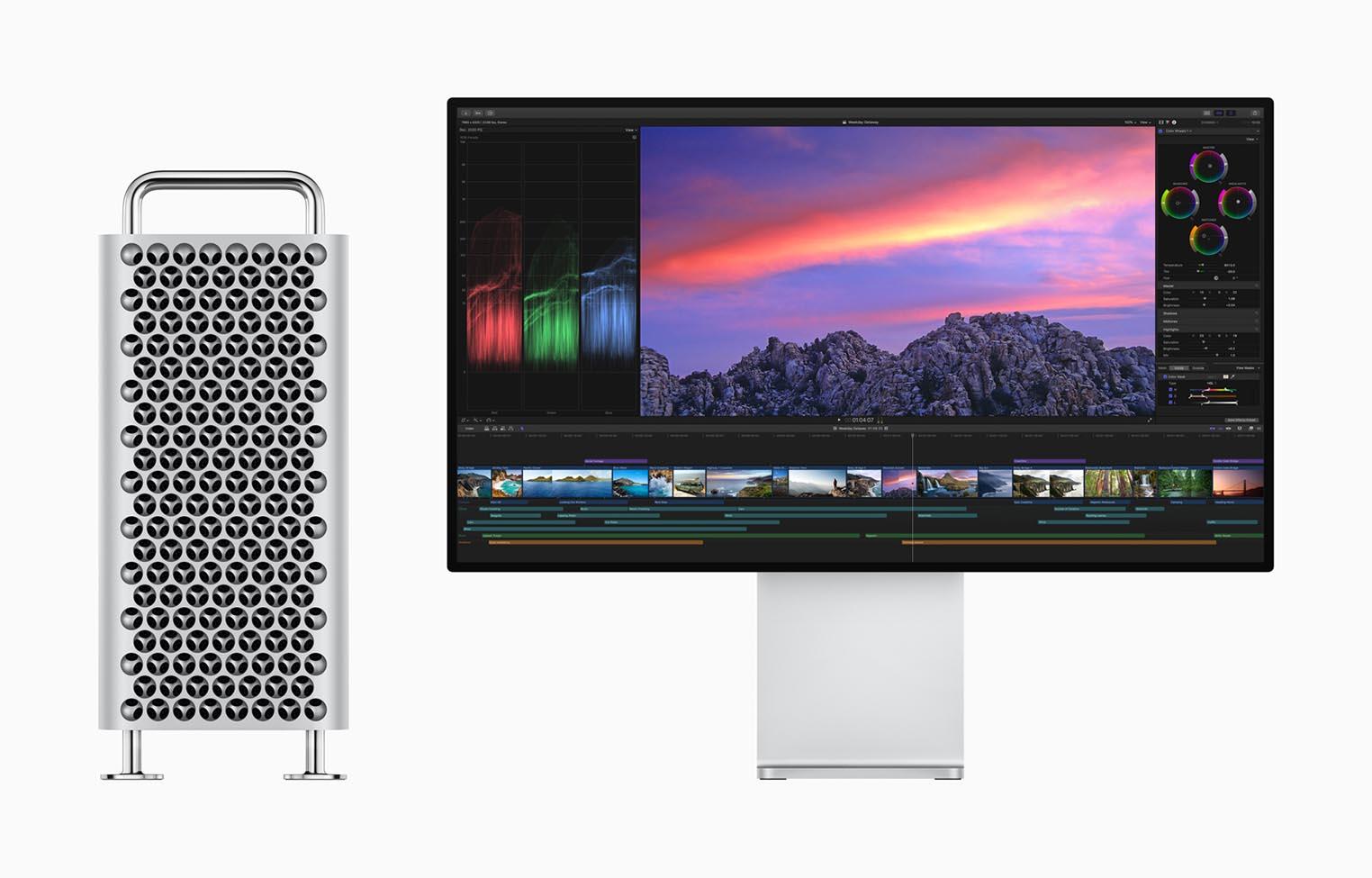 Final Cut Pro X Mac Pro 2019