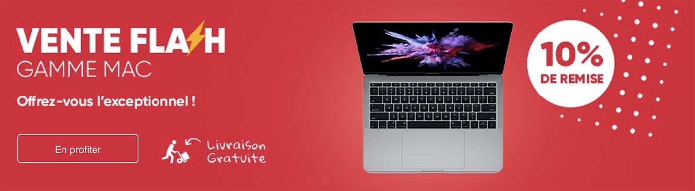 Promo Mac Fnac 2017