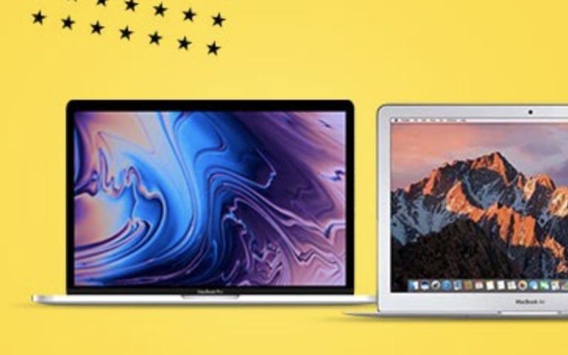 Remises et bons d'achat sur les Macs à la Fnac