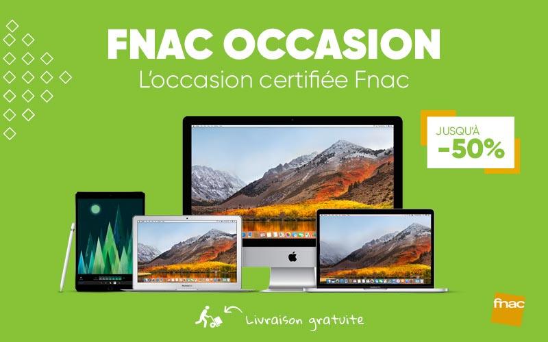 Fnac Occasion Apple