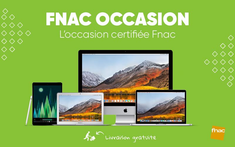 Fnac Occasion