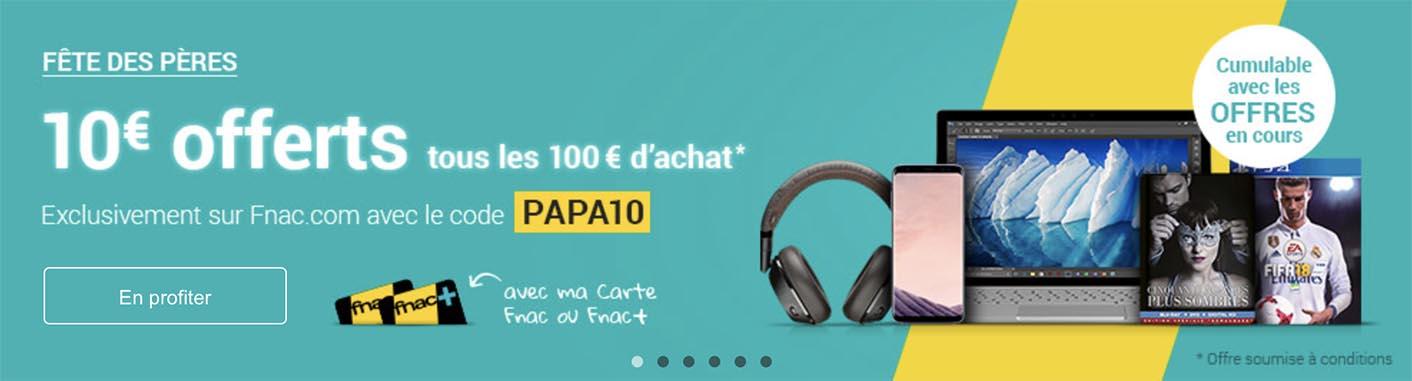 Fnac PAPA10