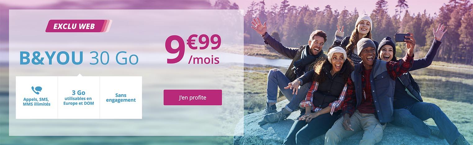 Promo forfait Bouygues