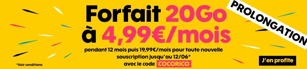 Promo Sosh COCORICO