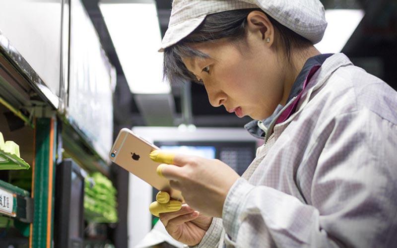 iPhone : les fournisseurs d'Apple font la grimace