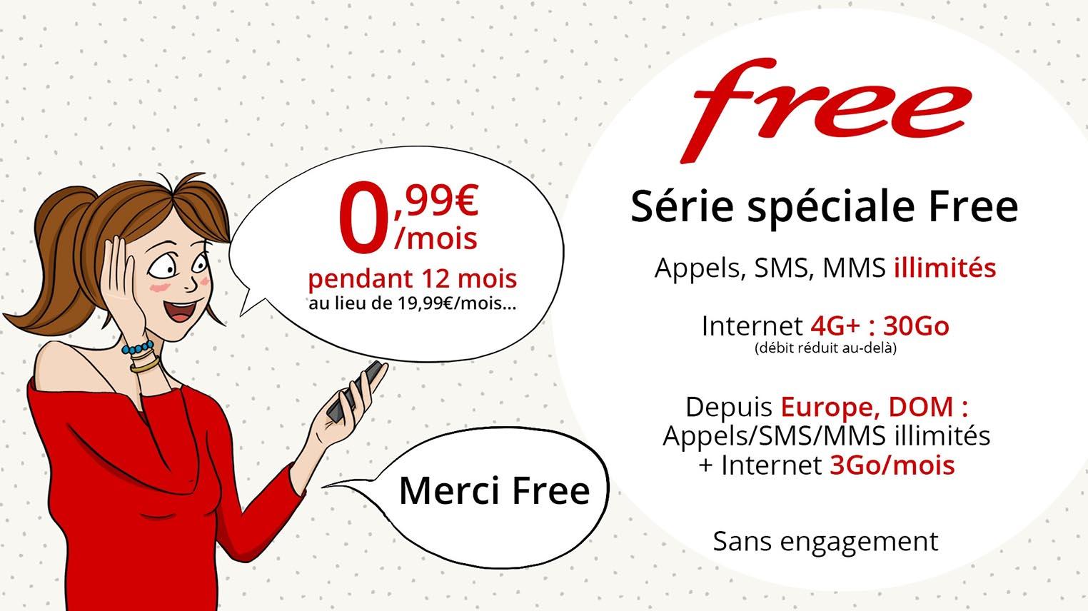 Free Mobile vente privée
