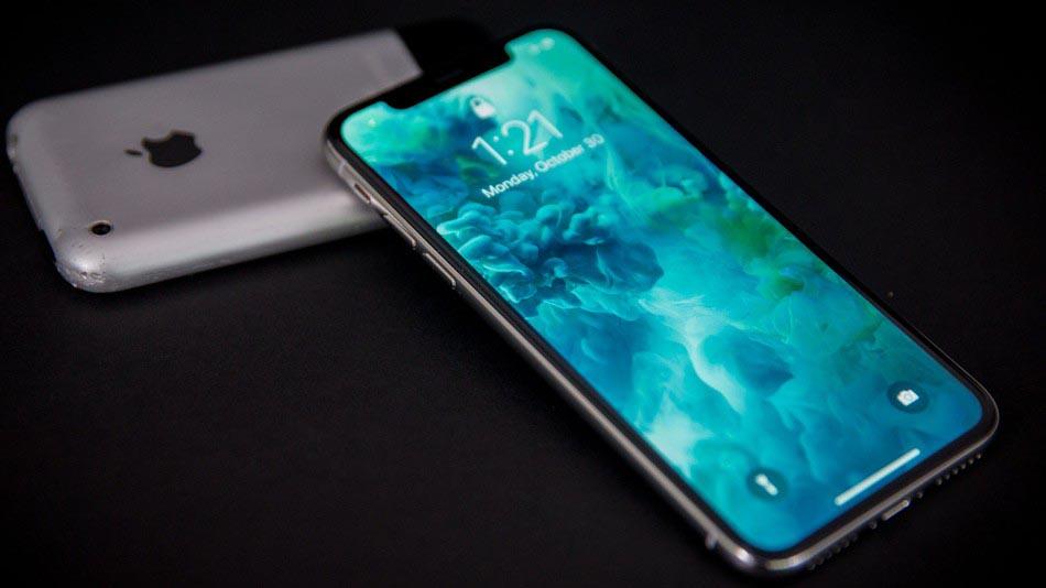 Histoire iPhone X