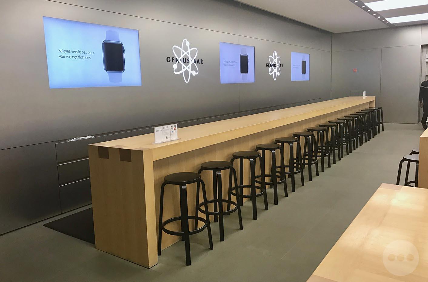 Genius Bar Apple Store Lyon Part Dieu