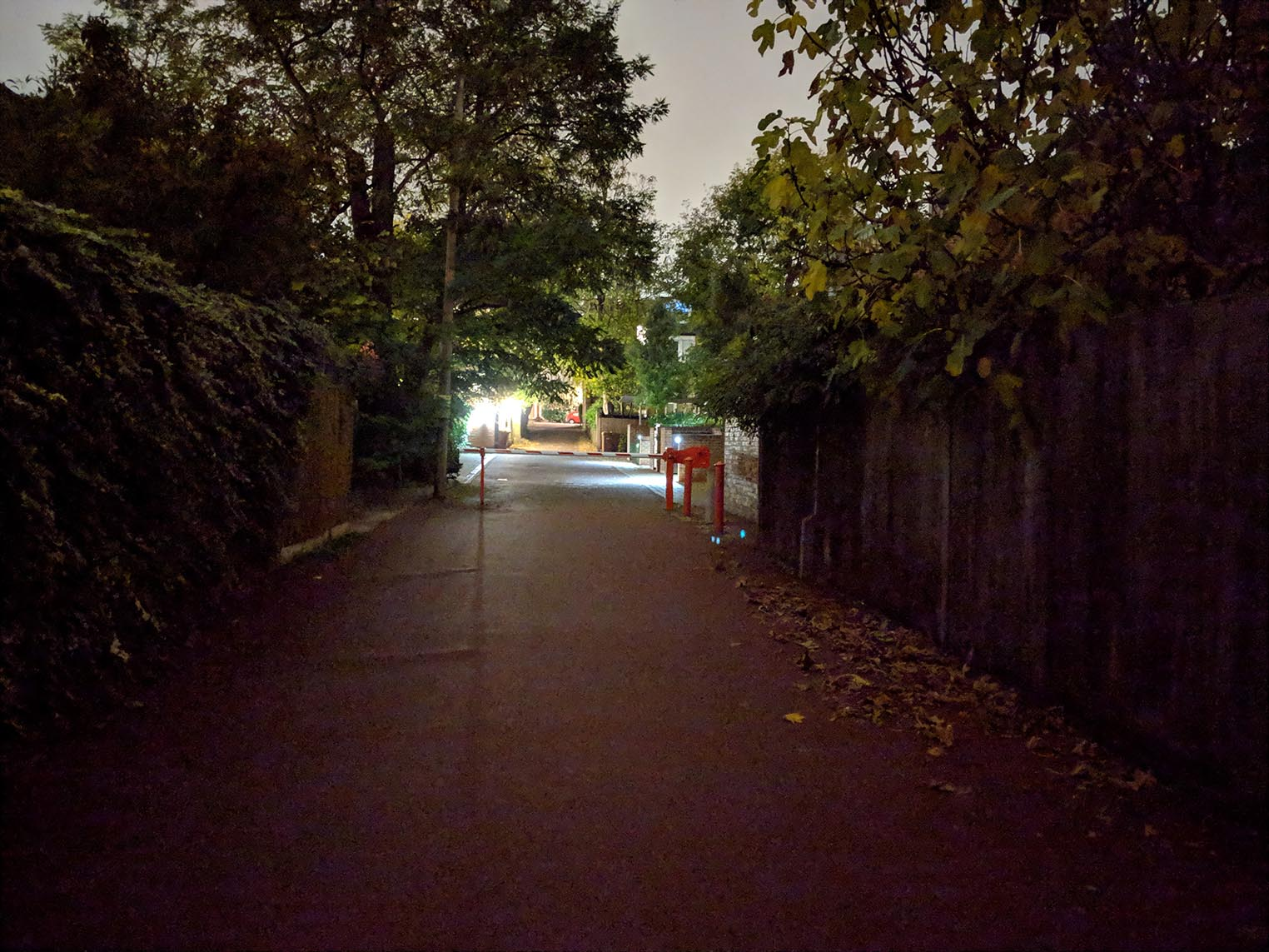Google Pixel 3 mode nuit