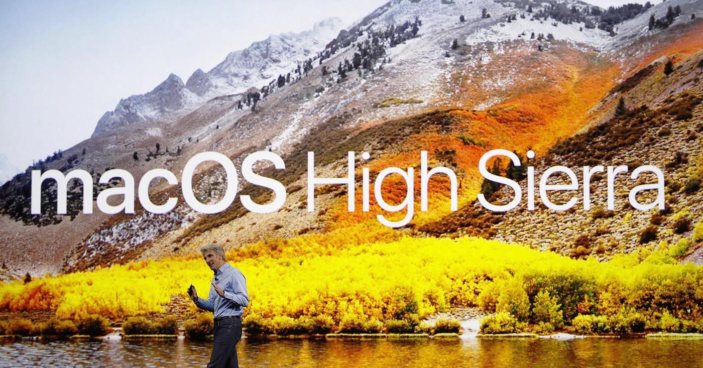 High Sierra bêta 9