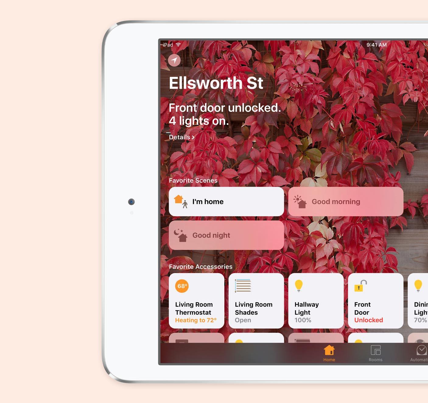 iOS 10 Home