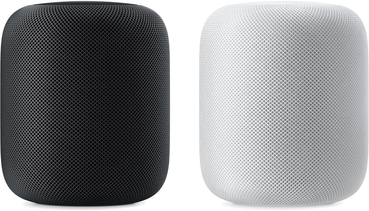 HomePod couleurs