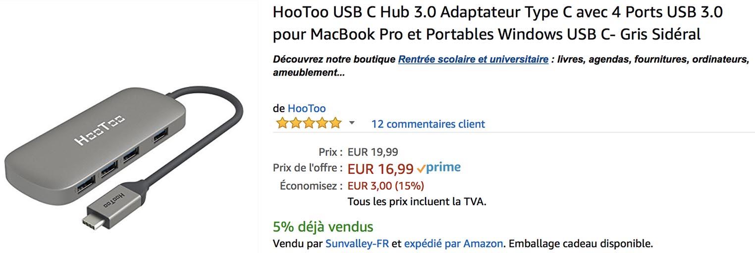 Hootoo USB-C