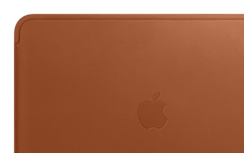 le dernier 3ac8b ae825 Consomac : Apple vend une housse en cuir... pour le MacBook !