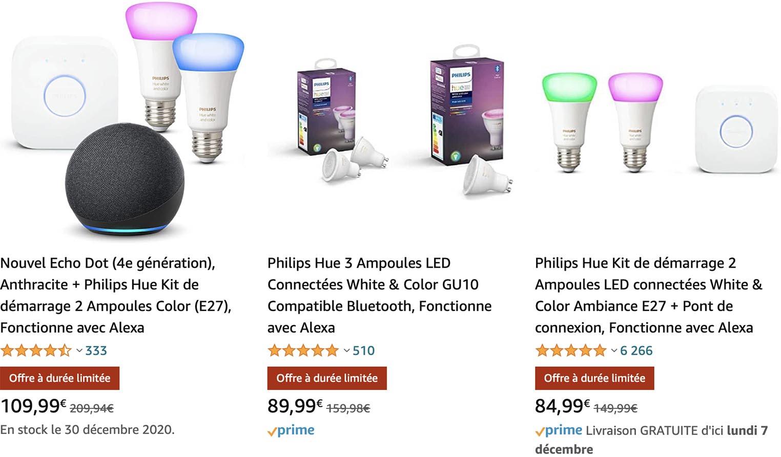 Kits Philips Hue Amazon