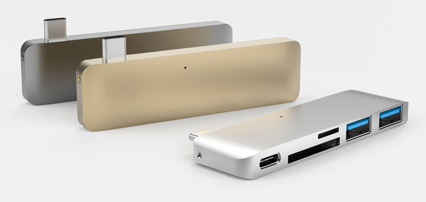 Hyper Dock MacBook