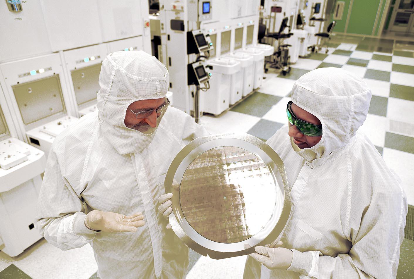 IBM 7 nanomètres
