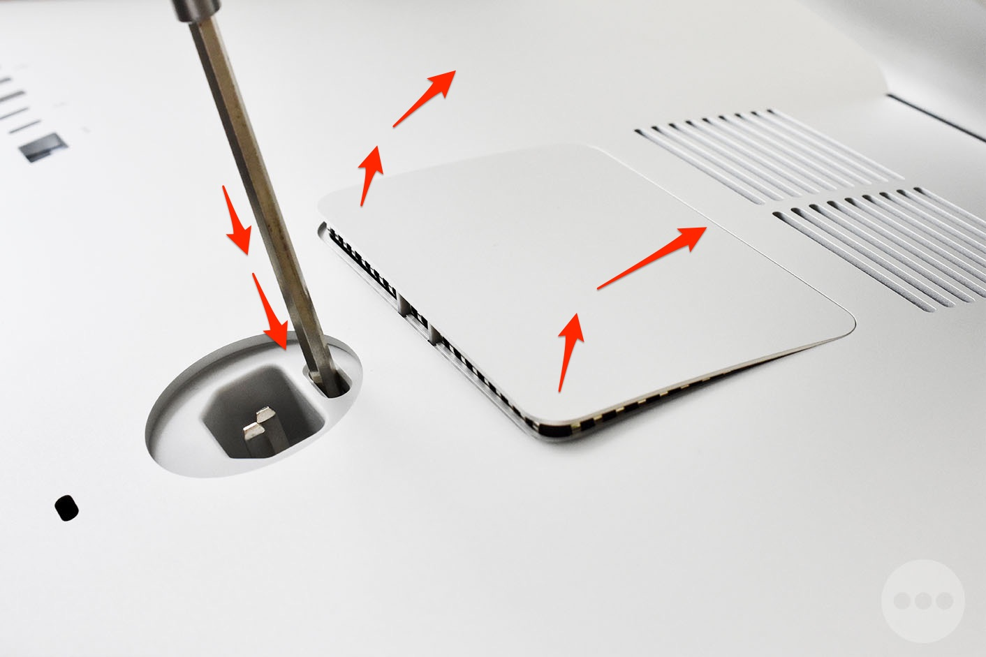 iMac 2017 ajout RAM