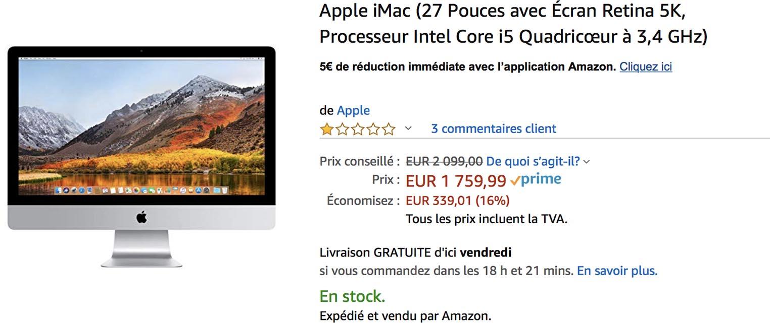 iMac Amazon