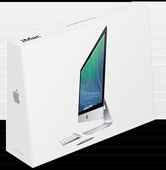 Boîte iMac