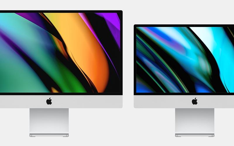 Consomac : Concept : l'iMac 2020 inspiré du Pro Display XDR