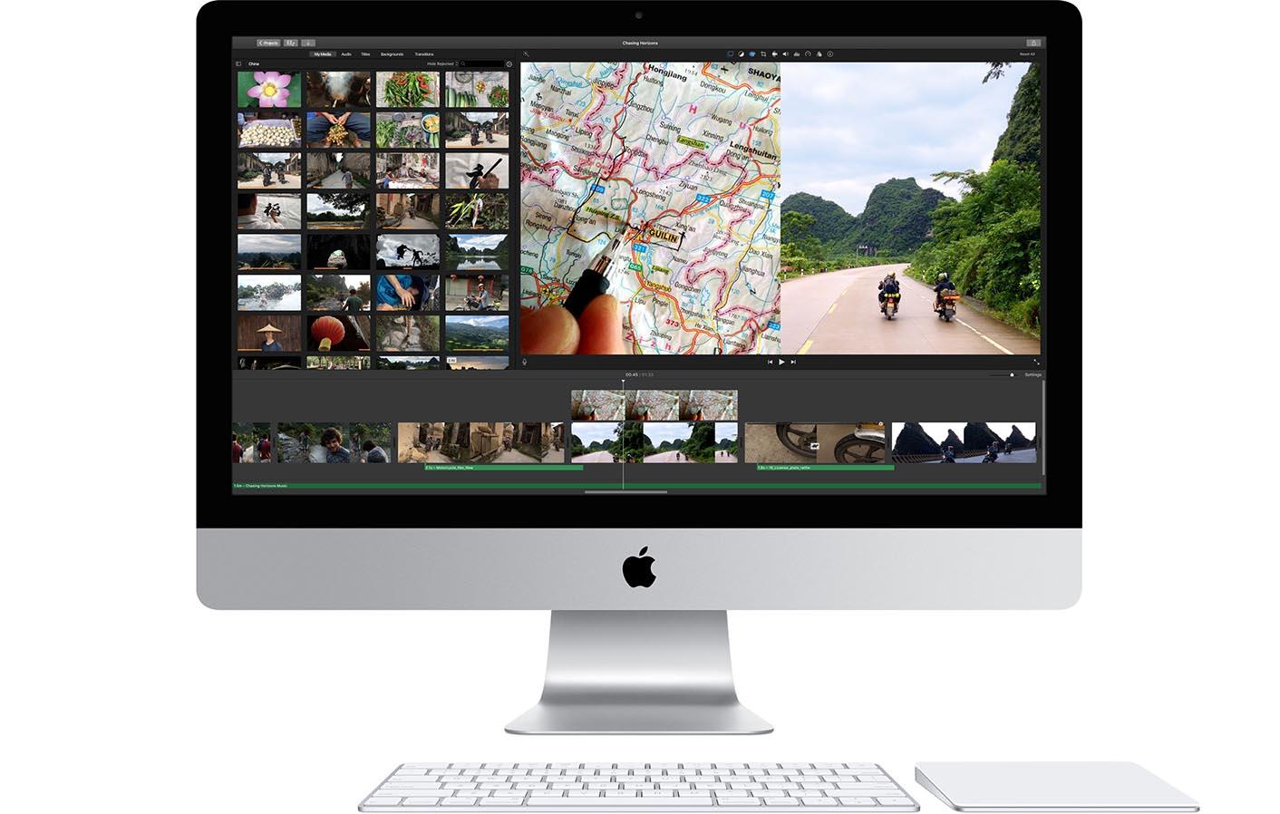iMac octobre 2016