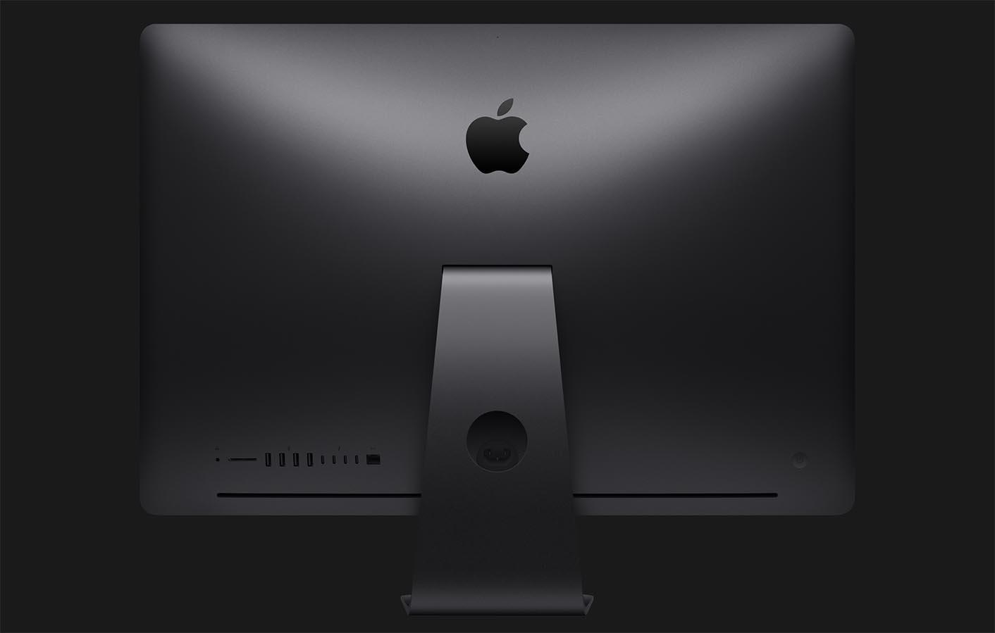 iMac Pro connectique