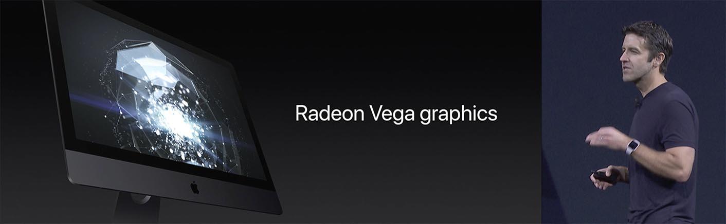 Mac Pro Vega AMD