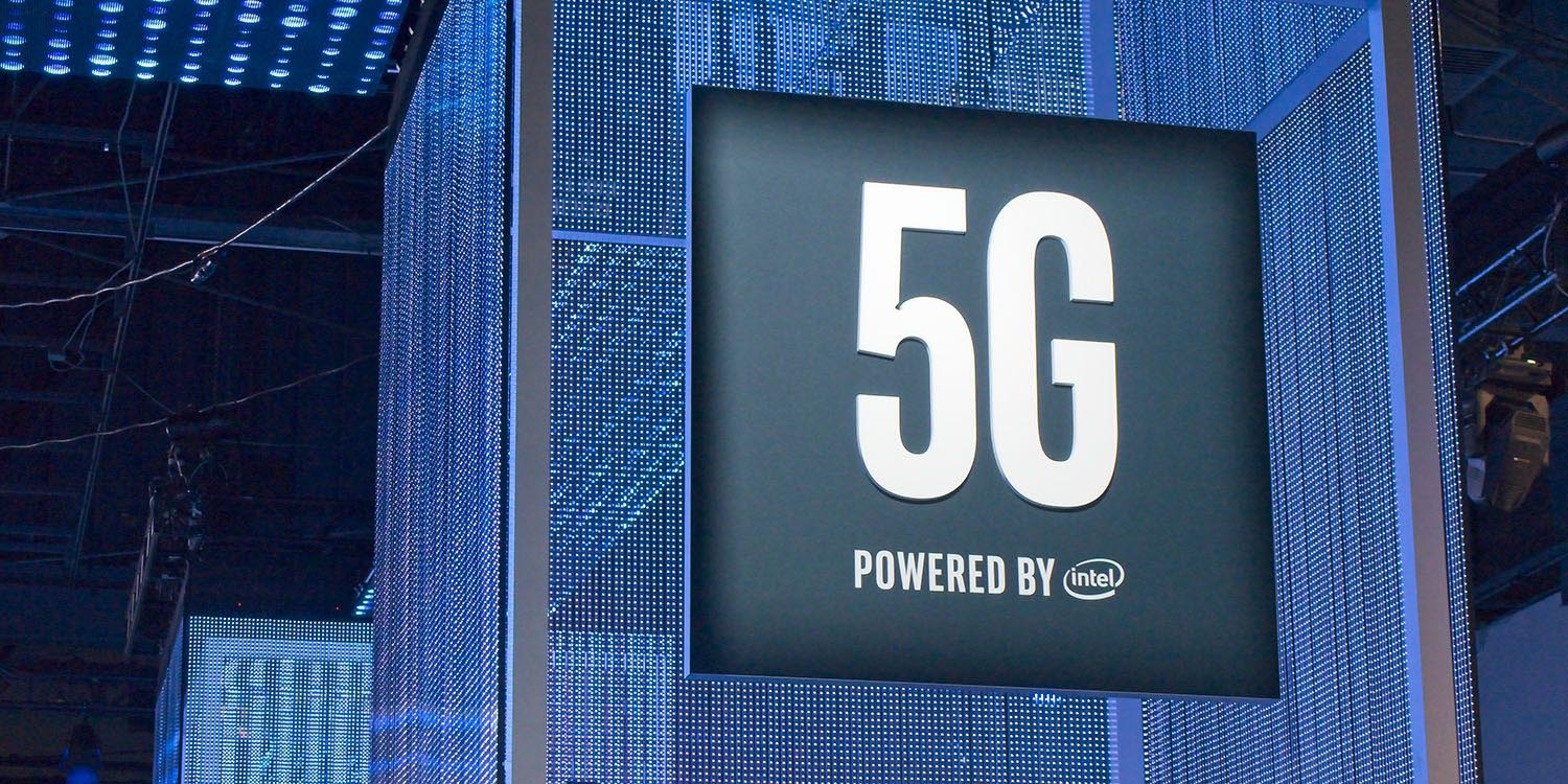 Intel 5G powered by