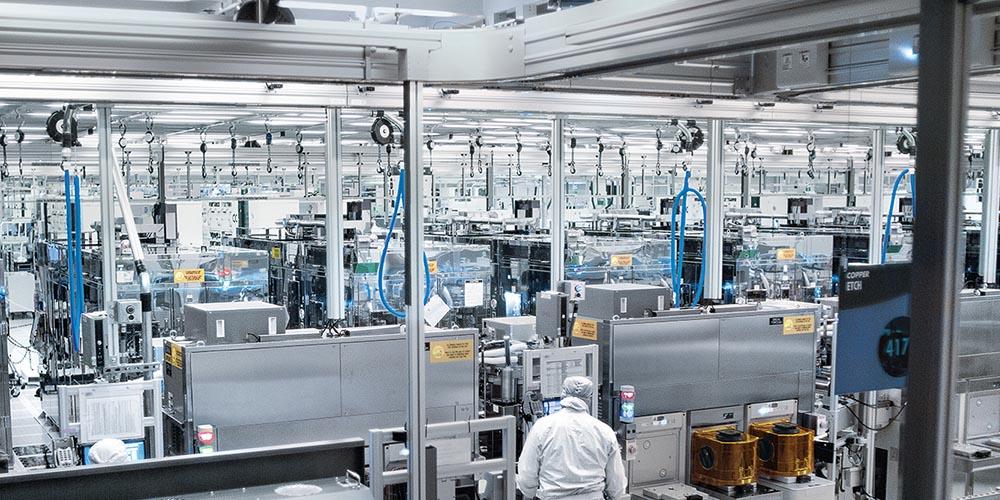 Intel ARM usine