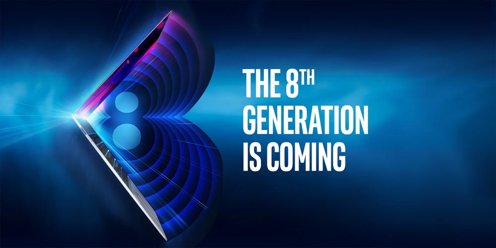 Intel 8th is coming