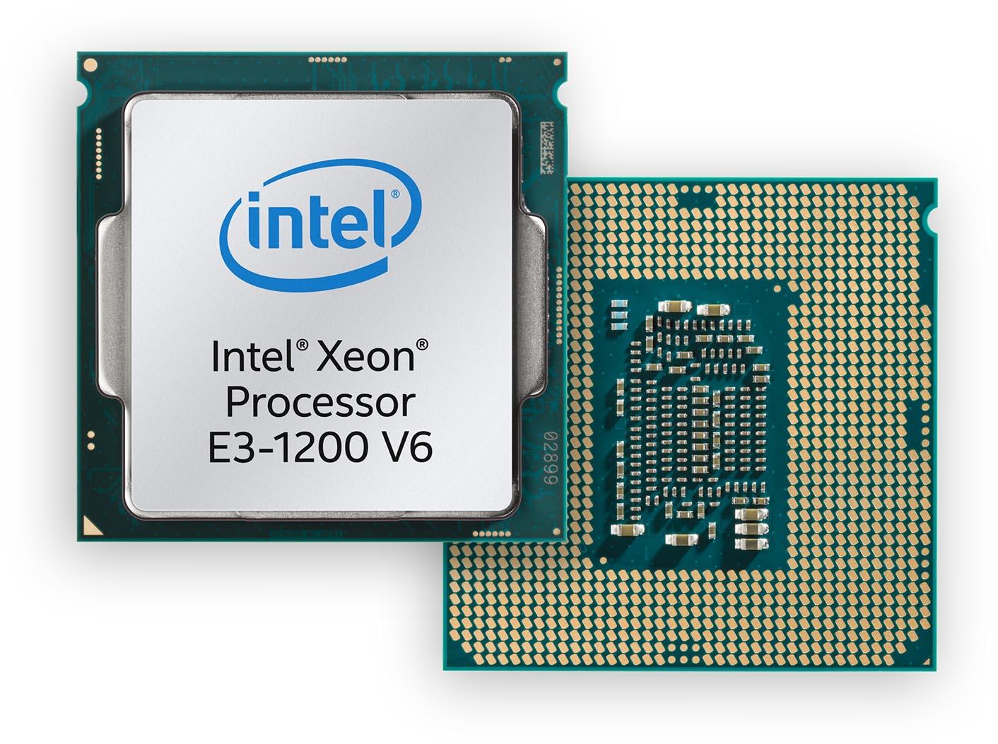 Intel Xeon Kaby Lake