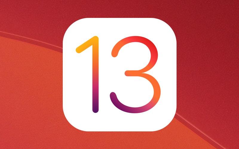 Troisième version bêta pour iOS13.3.1