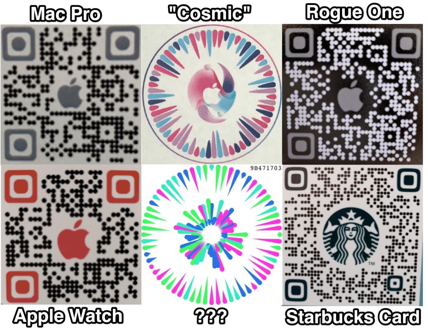 iOS 14 Gobi app QR code