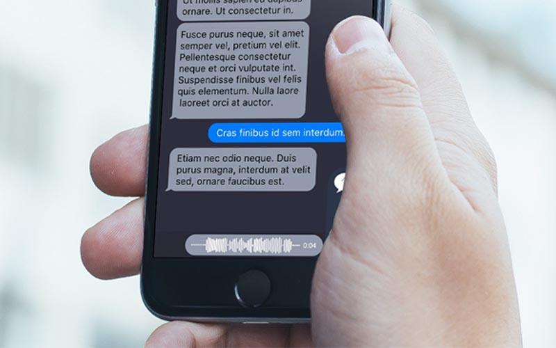 Consomac : Concept : un mode sombre pour iOS 10