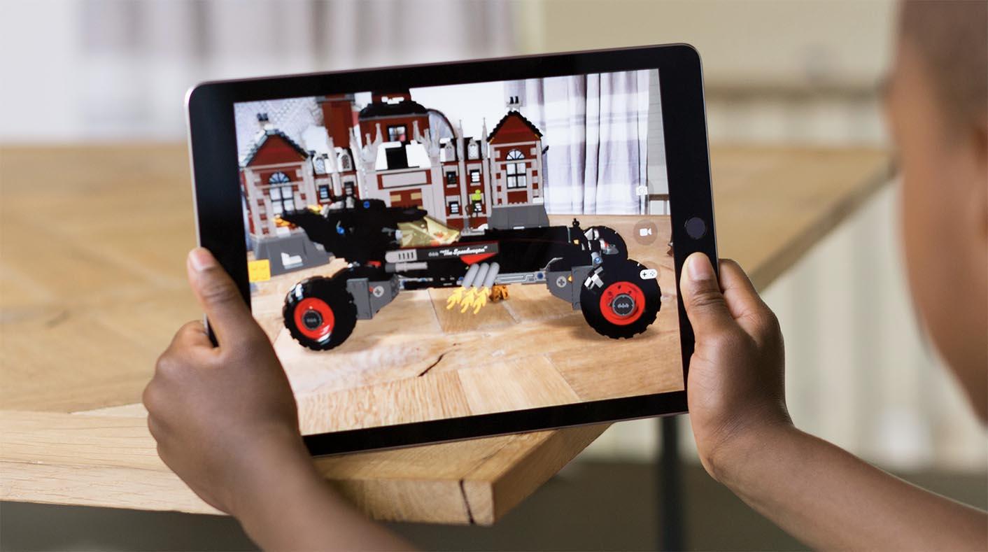 iOS 11 Réalité virtuelle