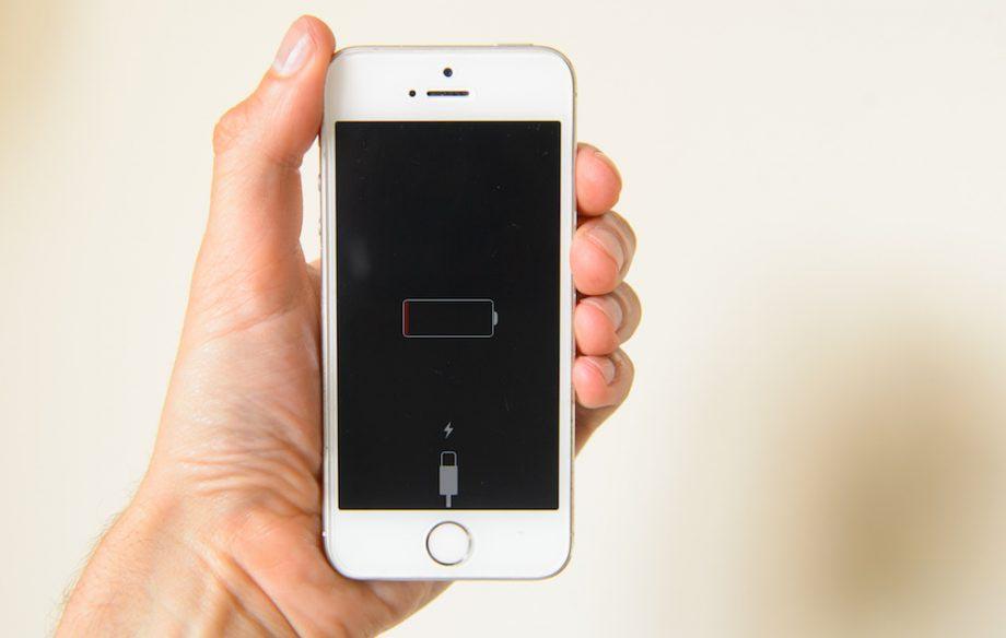 iOS 11.4 Batterie
