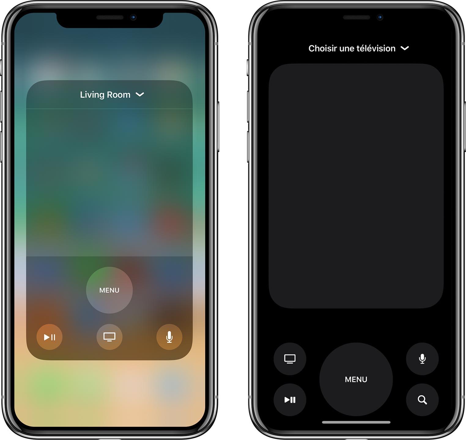 iOS 12.2 Apple TV Remote
