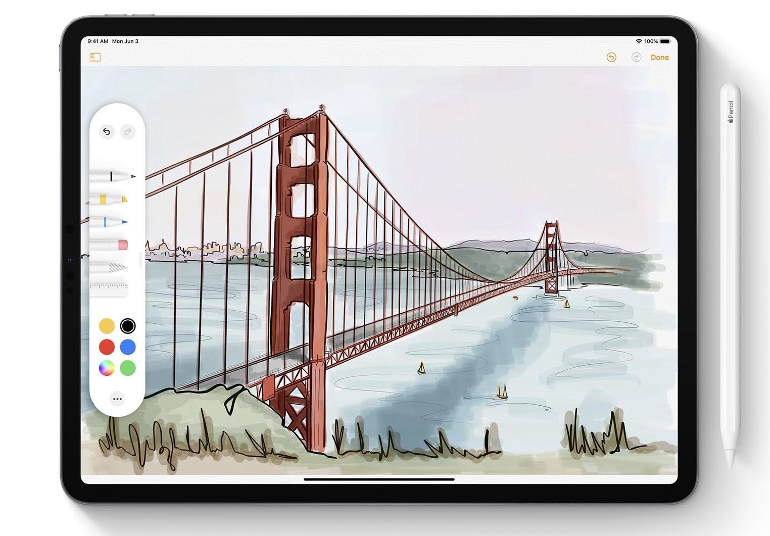 iOS 13 iPadOS Palette