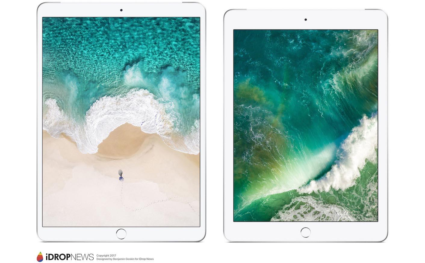 Concept 3D iPad Pro 10,5