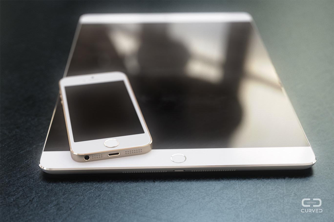 iPad Pro 10,9 concept