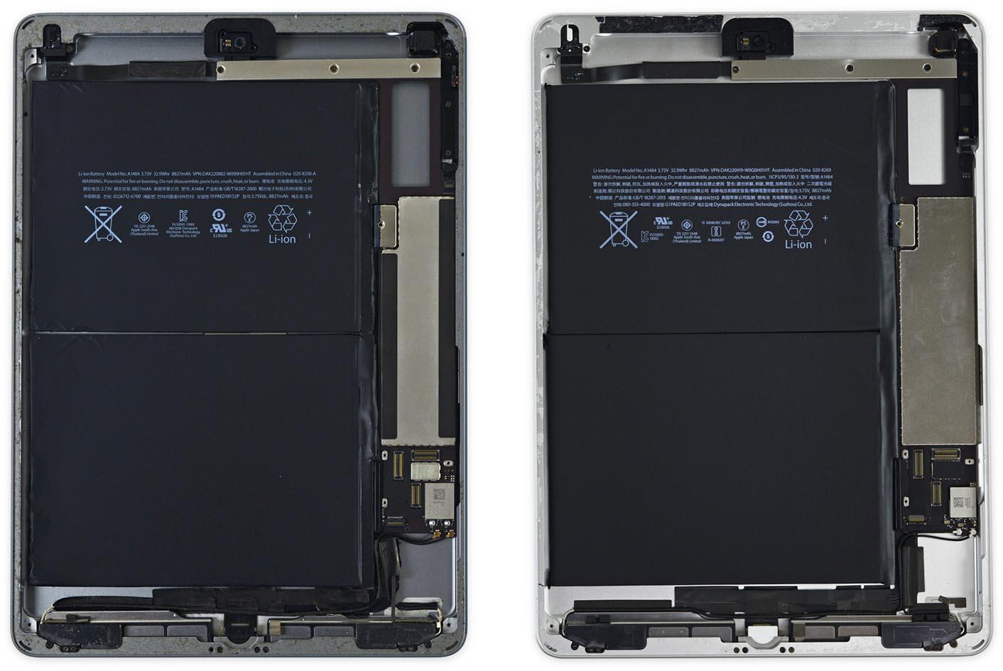 iPad 2017 iFixit